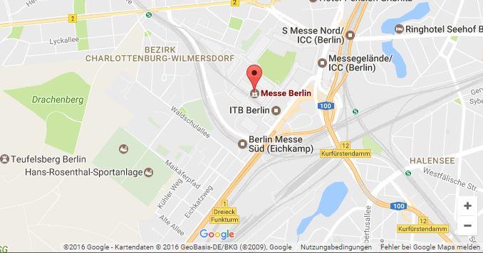 Messedamm 22, 14055 Berlin | Halle 3.2 | Stand A-104