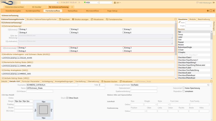 principa | self-service-tools-xdbuilder